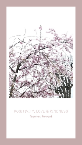 Positivity, Love and Kindness | Thank you from Team Cocorose