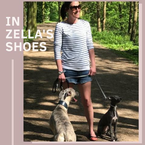 In Zella's Shoes by Cocorose London