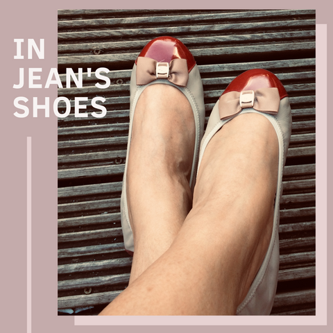 In Jean's Shoes | In Your Shoes by Cocorose London