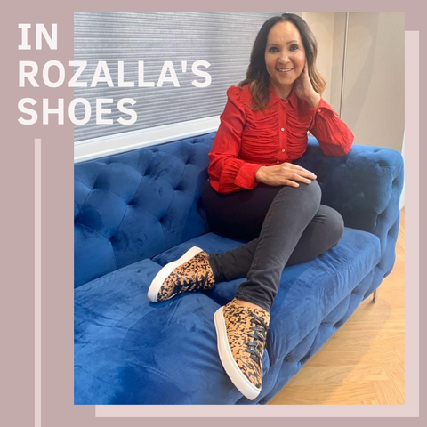 In Rozalla's Shoes | In Your Shoes by Cocorose London
