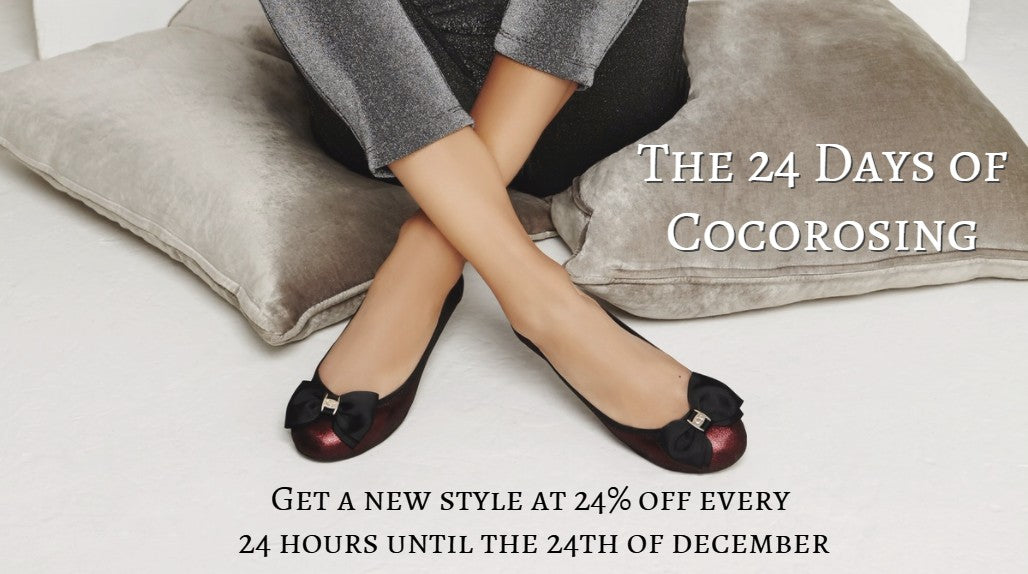 The 24 Days Of Cocorosing