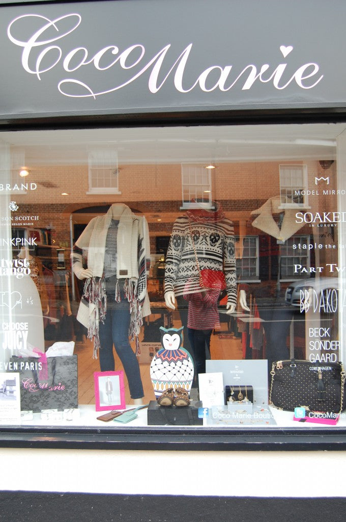 Cocorose London stocked in Coco Marie Boutique