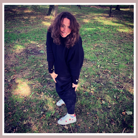 Go for daily walks like Cocoroser Rachel, to help boost your mood. And wear stylish and comfy trainers to put a big smile on your face