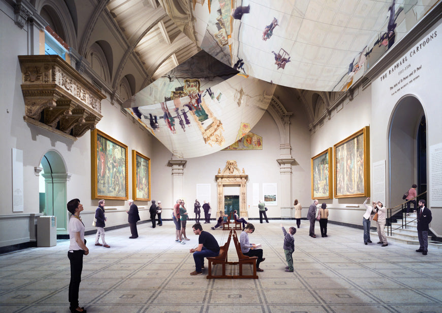 Double-Space-for-BMW-Victoria-albert-museum-london-design-festival