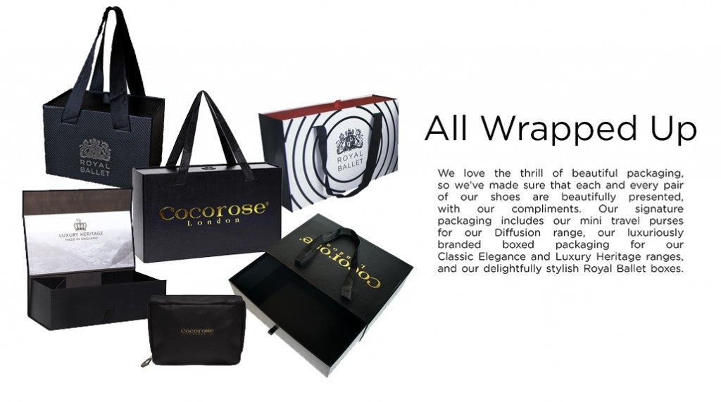 Editorial 25 - Our Signature Packaging, All Wrapped Up Final