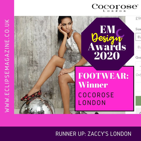 EM Design Awards Cocorose London Winner