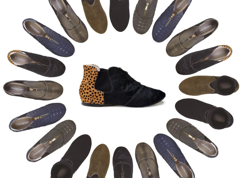 Cocorose Shoes - folding shoes, trainers, loafers, sandals, boots and vegan ballet pumps
