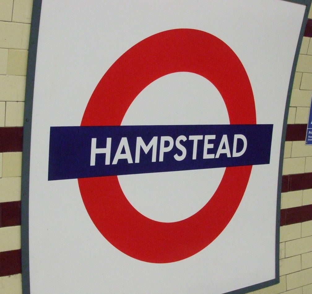Hampstead_station_roundel