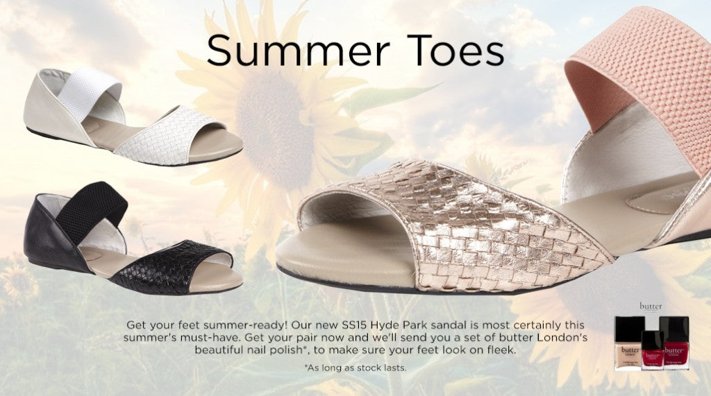 Homepage Banner 126 - Summer Toes 2