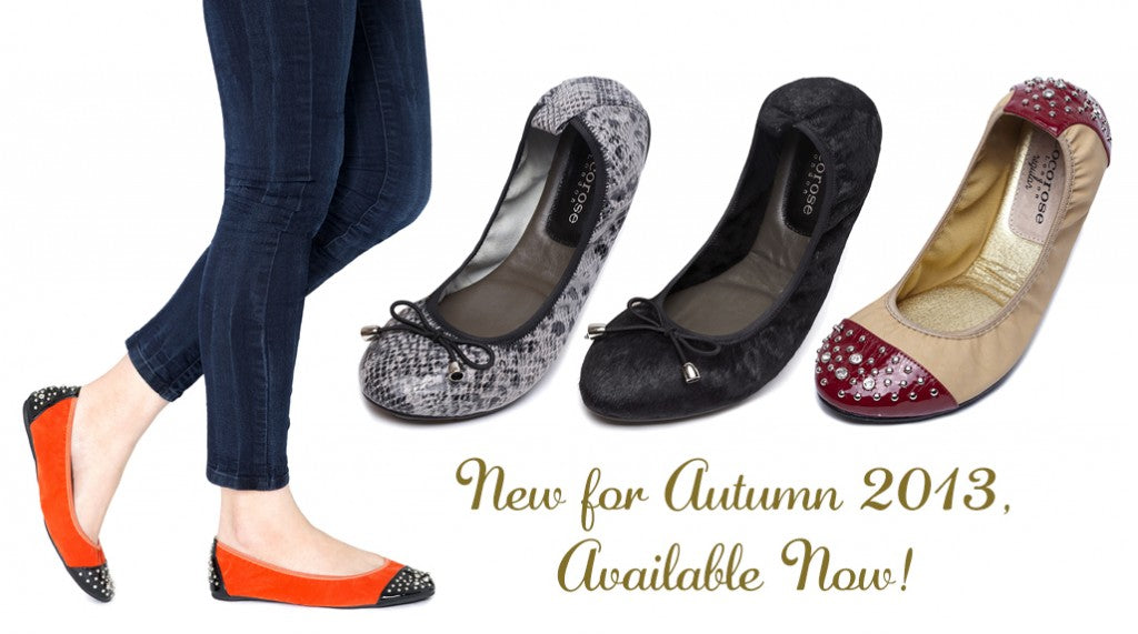 Homepage Banner 38 - New Autumn Styles