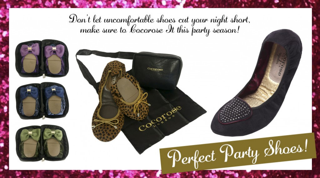 Homepage Banner 42 - Party Shoes