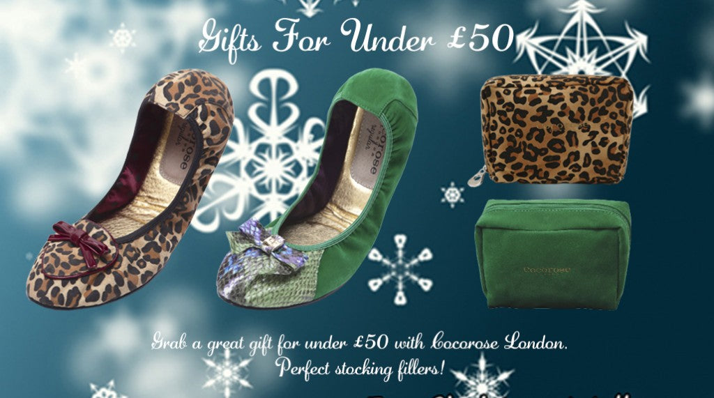 Homepage Banner 43 - Gifts Under £50