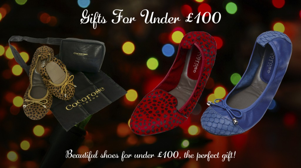 Homepage Banner 44 - Gifts Under £100