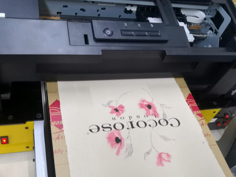 Printing Machine for Canvas Shopping Bags