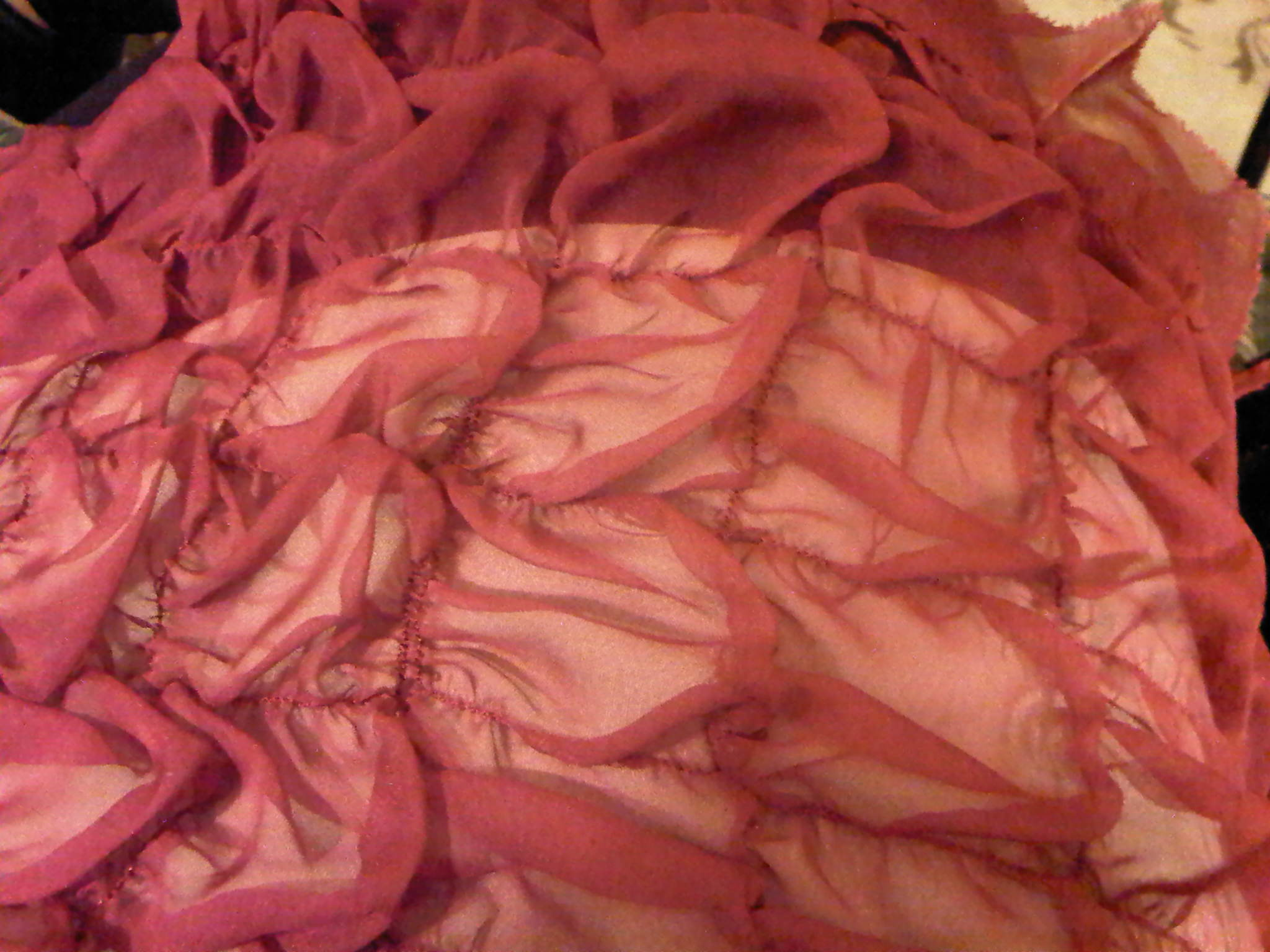 Janan's Pink Frock to Watch Legally Blonde The Musical