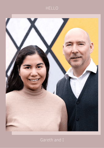 Janan and Gareth of Cocorose London for Enterprise Nation Members of the Month