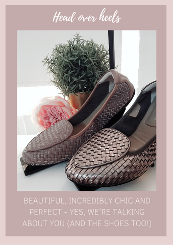 Head over Heels | Beautiful, incredibly chic and the perfect shoes for you