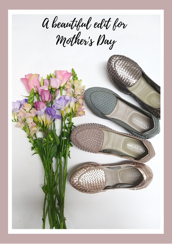 A beautiful edit for Mother's Day | Cocorose Foldable Shoes