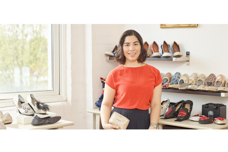 Janan Leo Founder of Cocorose London Designer shoes