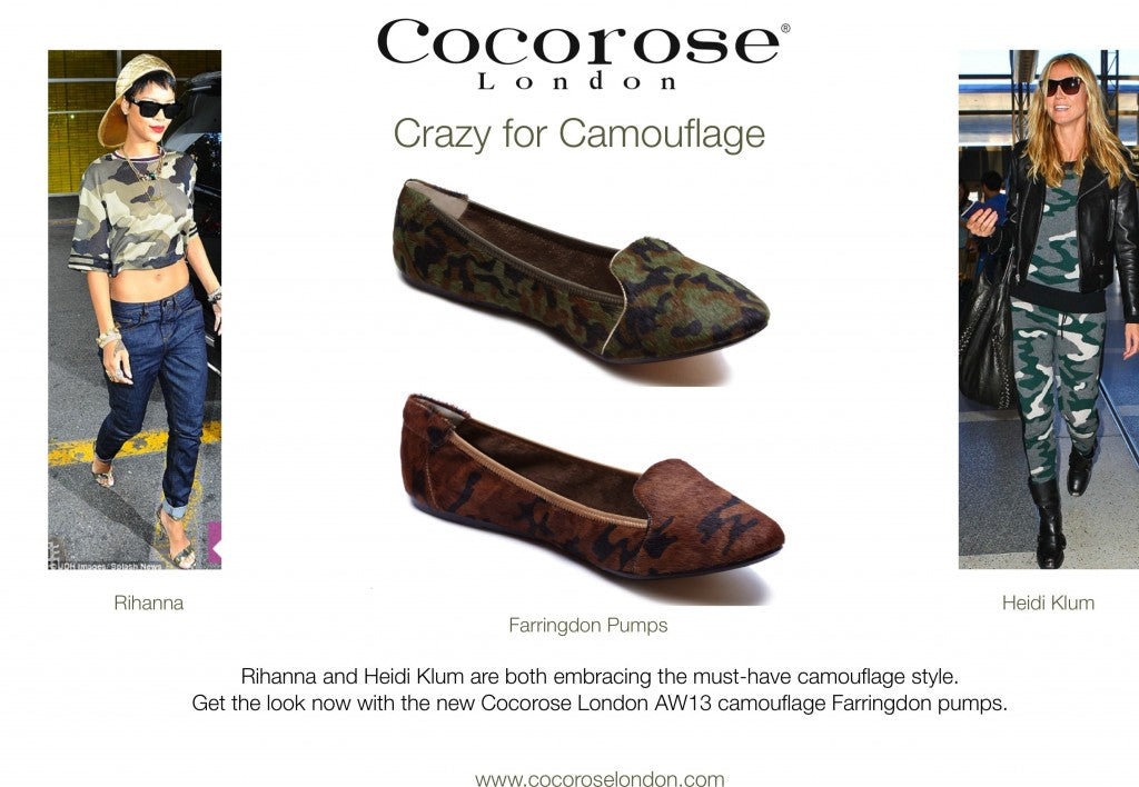 WM24 - Cocorose London - Rihanna Camo 2