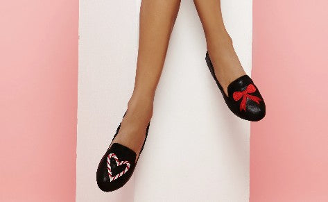 Carnaby Bow & Heart