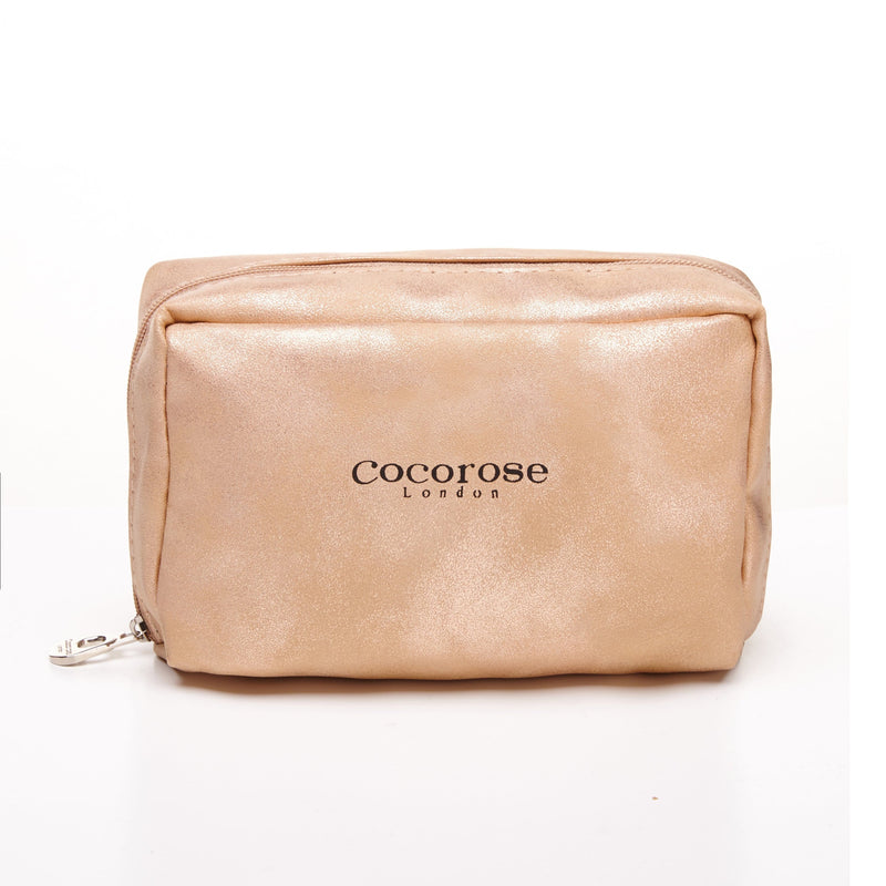 Rose Gold Purse for foldup shoes