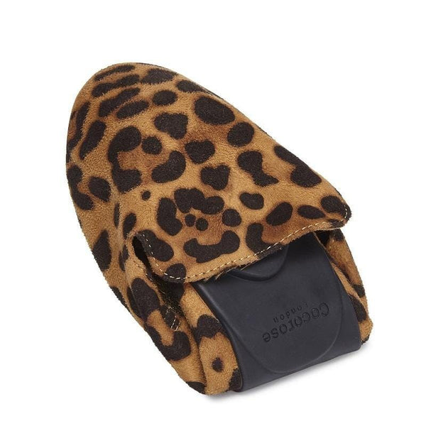 Carnaby - Leopard Print Foldable Shoes