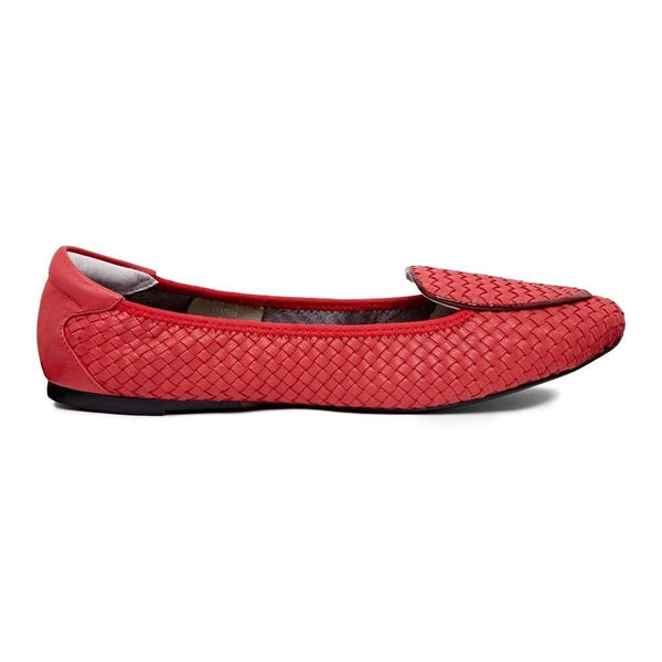 Clapham - Coral 2.0 Woven Leather Loafers