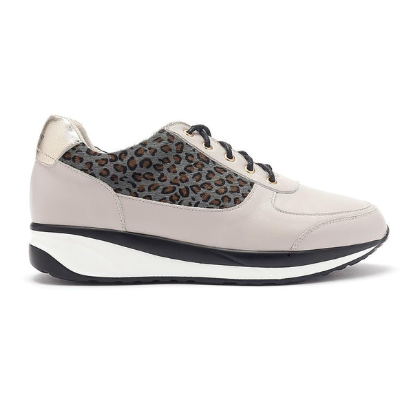Cocorose Shoreditch Trainer with wedge heel