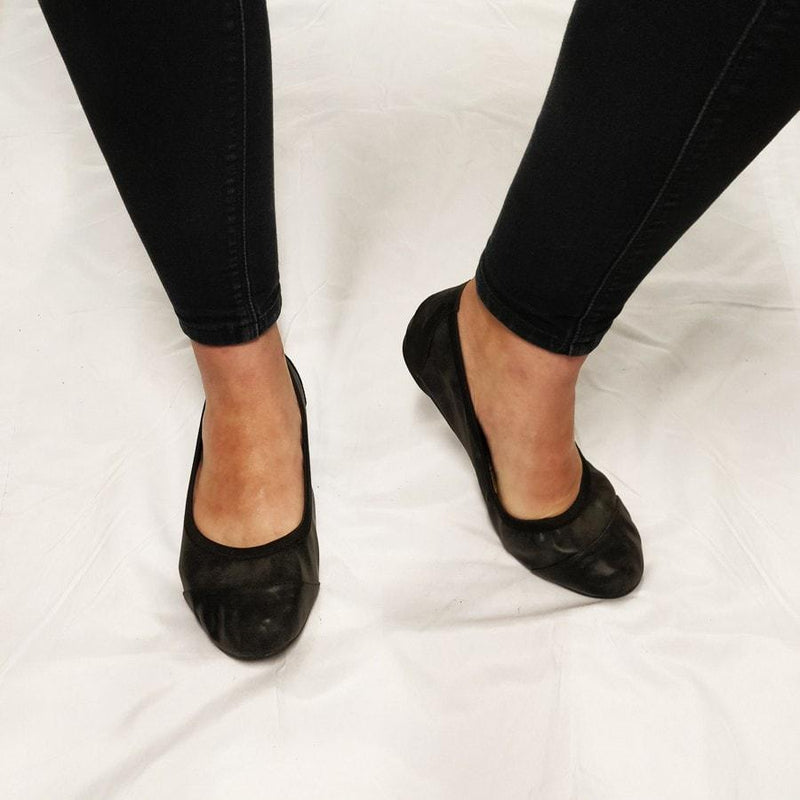The Best Foldable Black shoes