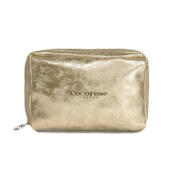 Gold Purse for foldup shoes
