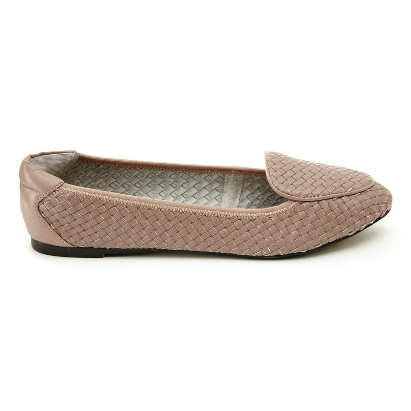 Designer loafers womens - Clapham Dusty Pink