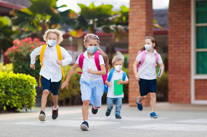 The Importance of PPE Kits for School Kids