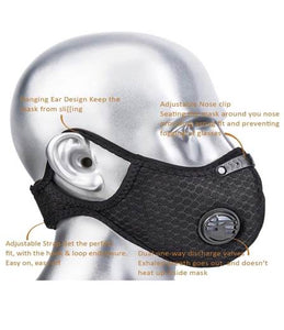 Performance Sports Mask 5pcs Pack