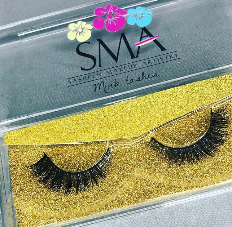 Nyanna Natural Mink Eyelashes