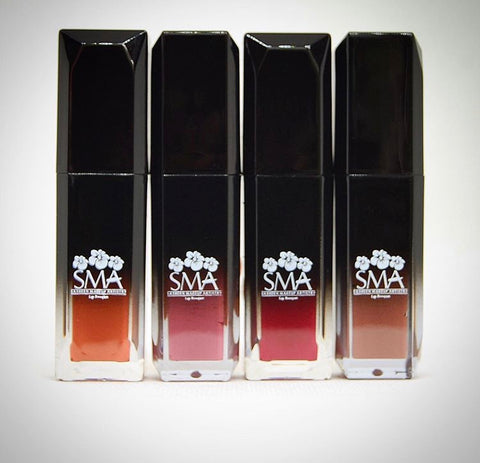 4 piece Lipgloss Set