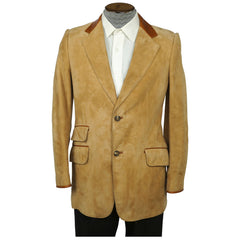 Vintage-1970s-Suede-Leather-Sport-Coat