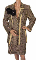 1990s Women's Tweed Suit - Christian Lacroix