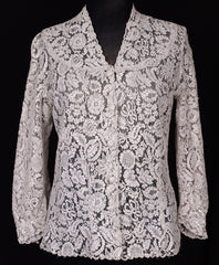 50s Lace blouse