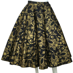 Authentic-Vintage-1950s-Felt-Circle-Skirt