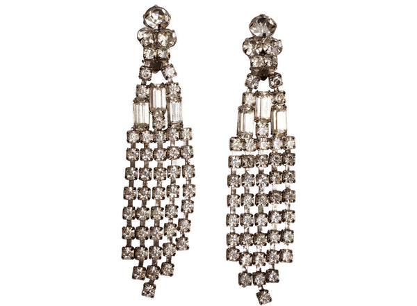 Vintage-Rhinestone-Chandelier-Drop-Earrings-