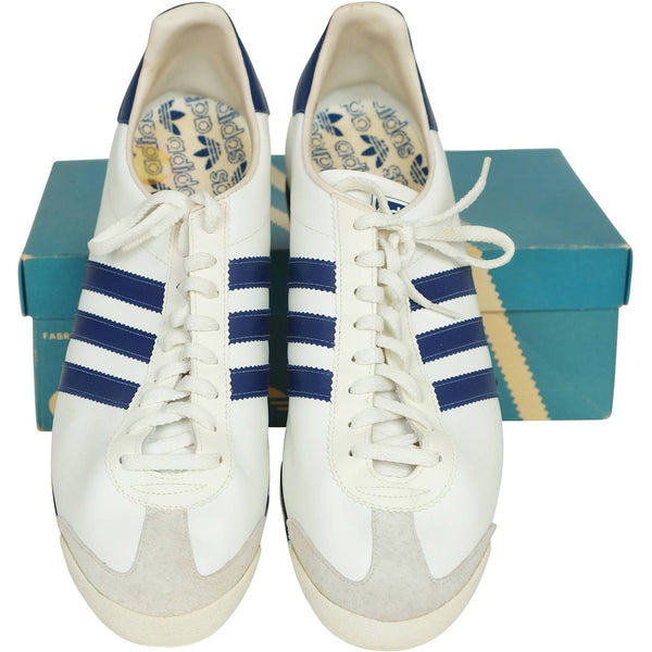 Rare Vintage 1970s Adidas Running Shoes AC 1618 ROM Canada Sneakers Size 11 NOS - Poppy's Vintage Clothing