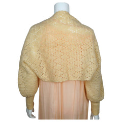 Vintage-1930s-Hand-Knit-Wool-Shrug
