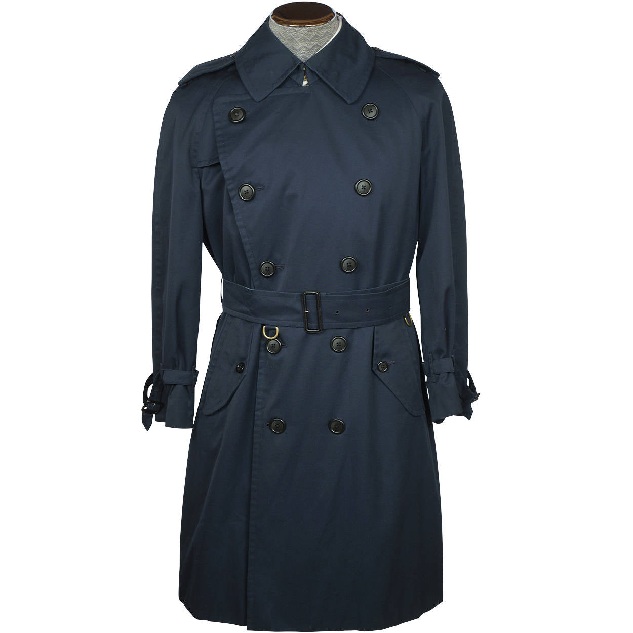 vintage burberry prorsum trench coat