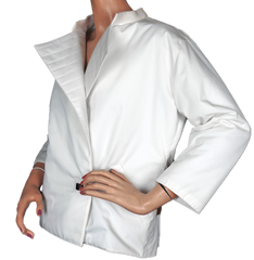1970s Andre Courreges White Jacket