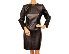 Trussardi Leather Dress