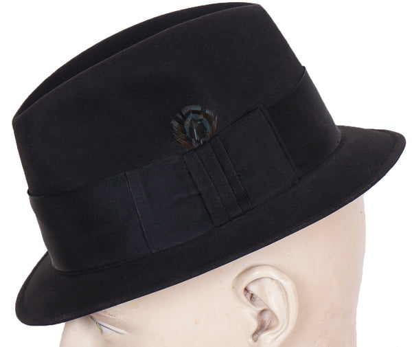 1960s Dobbs Twenty-Five Ska Hat