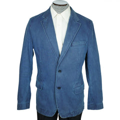 Dolce & Gabbana Mens Denim Blazer Jacket