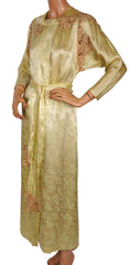 1930sSilkDressingGown