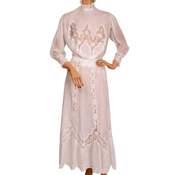 Edwardian Cotton Outfit